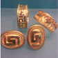 Archaic design | Meander, 18 Carat Gold by Kakadou