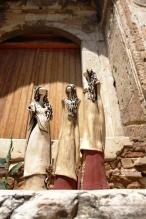 Female figurines in clay by pgi-Pagani